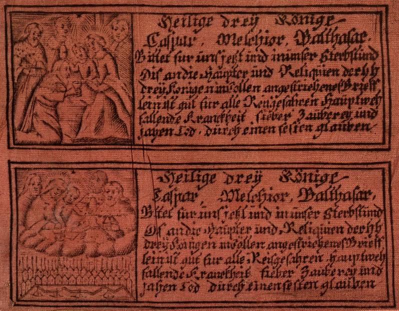 Agape Priere aux rois mages Cologne