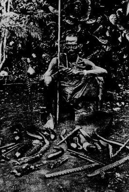 Agape sorcier negre 1936